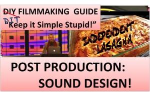 Post Sound Design