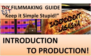 introduction to productio