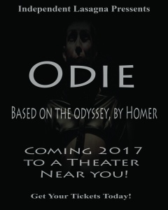 Odie Poster 1