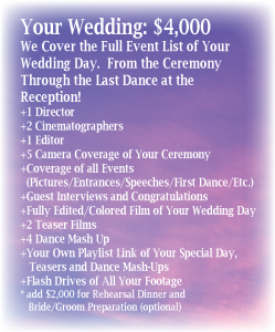Wedding brochure-Wedding