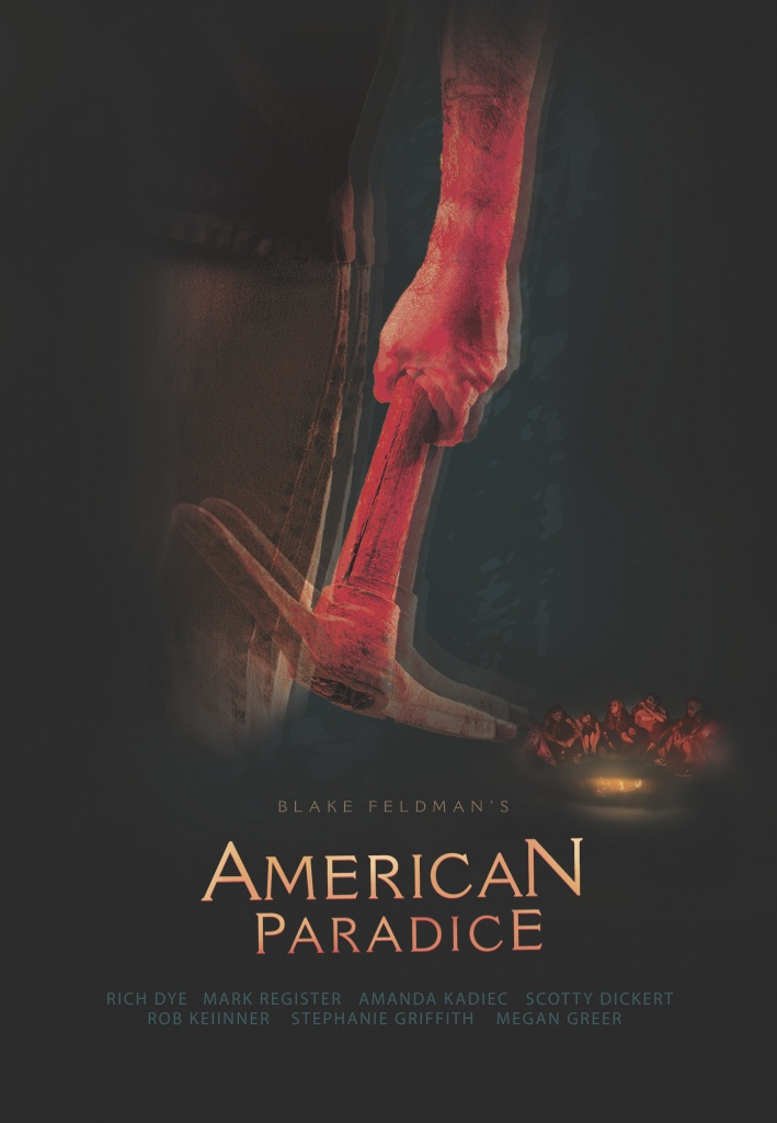 American Paradice Poster (1)