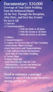 Wedding brochure-Documenmtary
