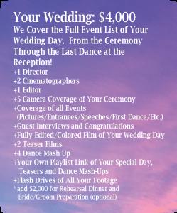 Wedding brochure-Wedding